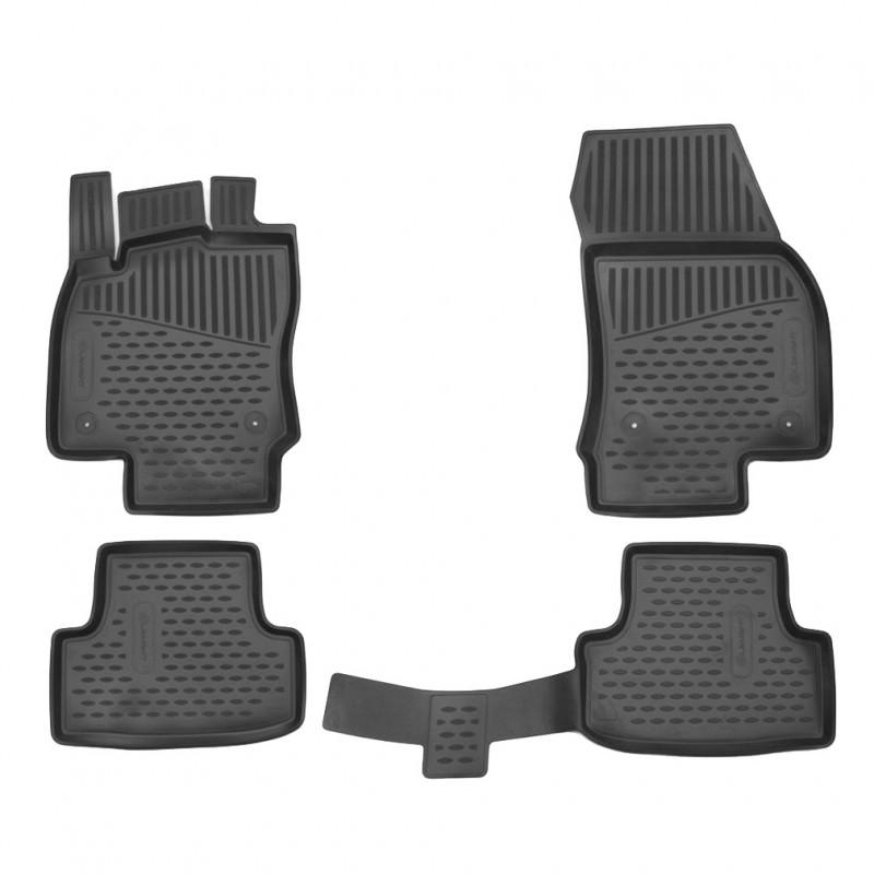 Gumové autokoberce Novline Seat Ateca 2016-
