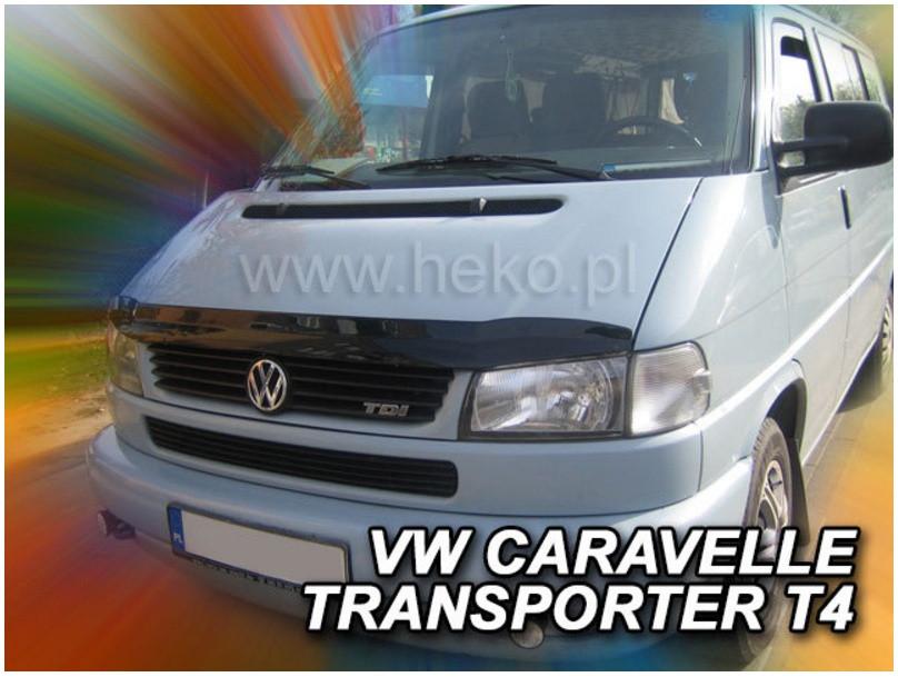Deflektor kapoty VW Transporter T4 1998-2003 (šikmá světla)