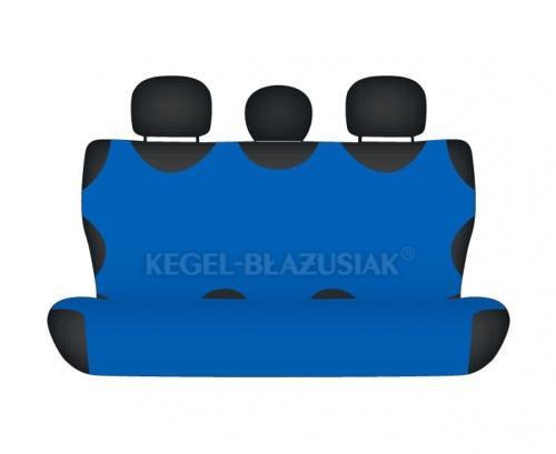 Autotrika - modrá (zadní)