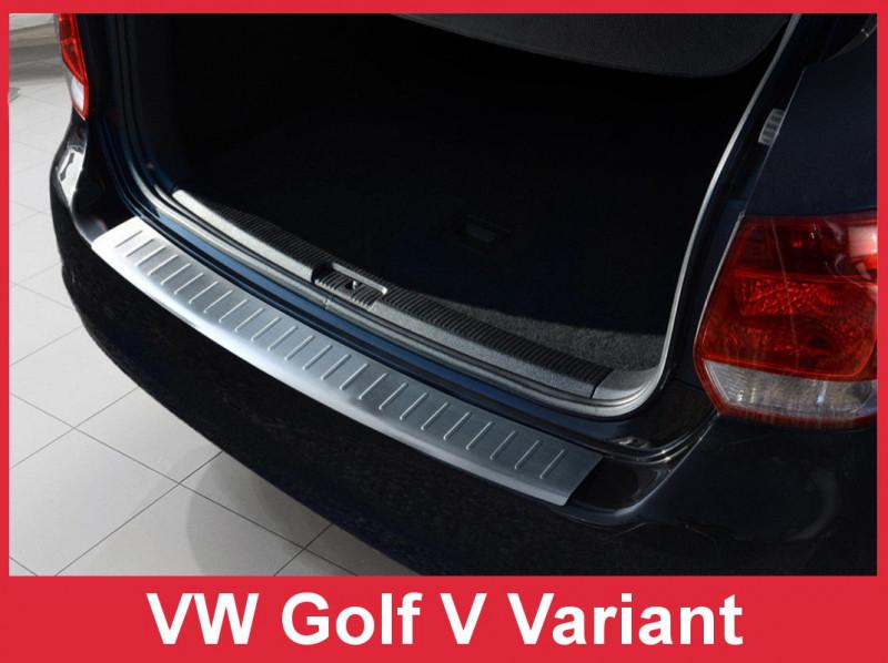 Ochranná lišta hrany kufru VW Golf V. 2007-2009 (combi)