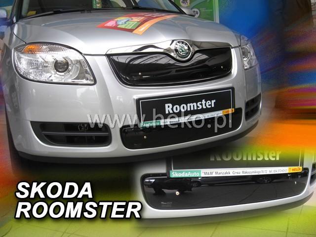 Zimní clona chladiče Škoda Roomster 2007-2010 (dolní)