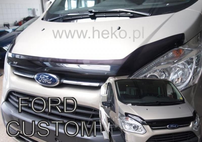 Deflektor kapoty Ford Transit/Tourneo Custom 2012-