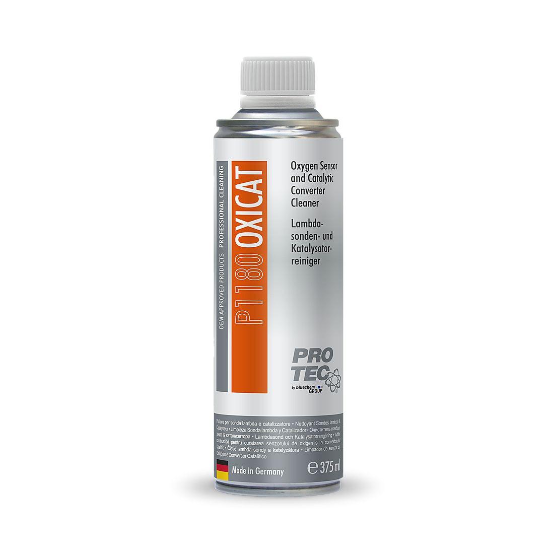 Čistič výfukového systému ProTec Oxicat (375 ml)