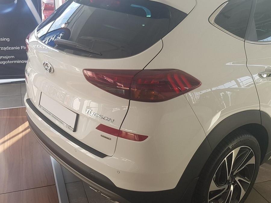 Ochranná lišta hrany kufru Hyundai Tucson 2018- (po faceliftu)