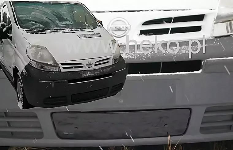 Zimní clona chladiče Nissan Primastar 2001-2006 (dolní)