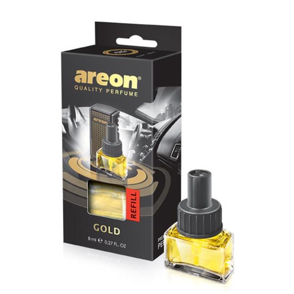 Náhradní náplň parfému Areon Gold (8ml)