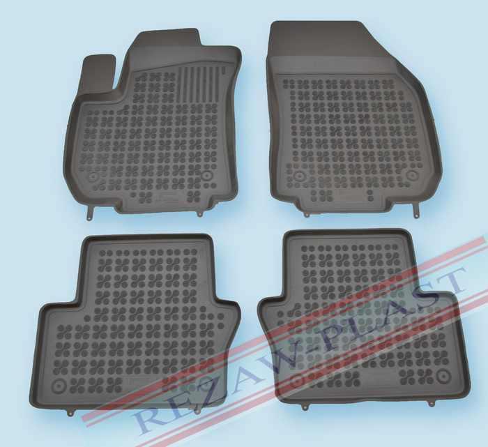 Gumové autokoberce Rezaw-Plast Opel Zafira B 2005-2012