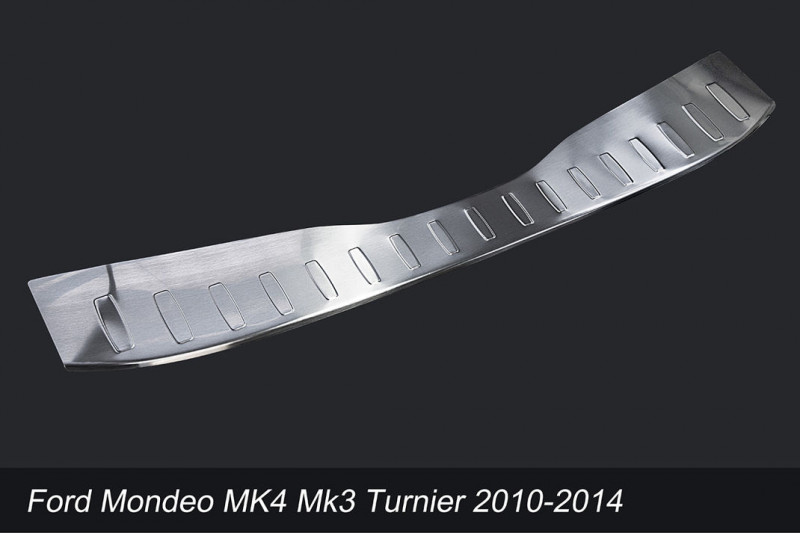 Ochranná lišta hrany kufru Ford Mondeo 2010-2015 (vnitřní, combi)