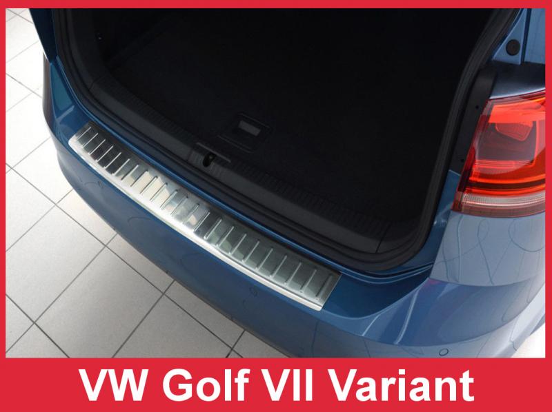 Ochranná lišta hrany kufru VW Golf VII. 2012-2017 (combi)