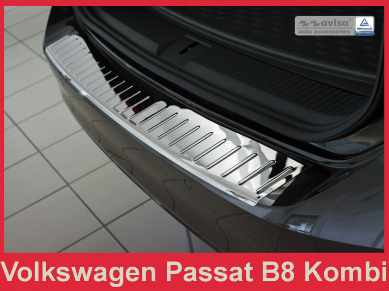 Ochranná lišta hrany kufru VW Passat B8 2015- (combi)