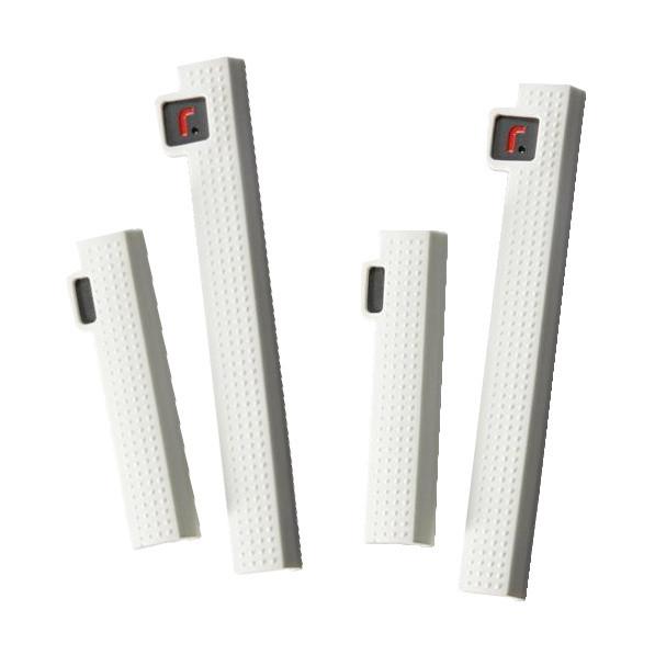 Chránič dveří R-Stick (4 dveře, bílý)