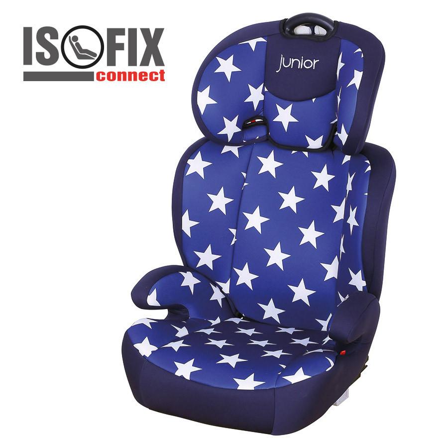 Dětská autosedačka Premium 741 (hvězdy)