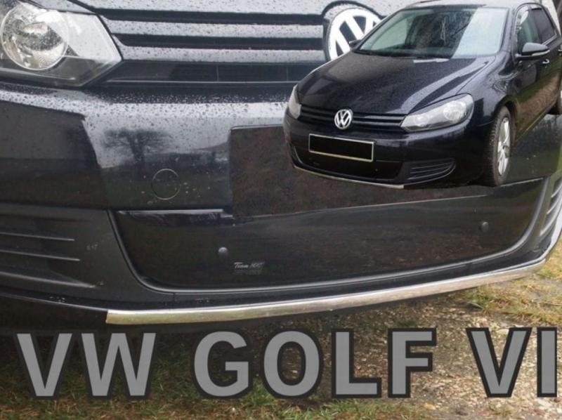 Zimní clona chladiče VW Golf VI. 2008-2012 (dolní)