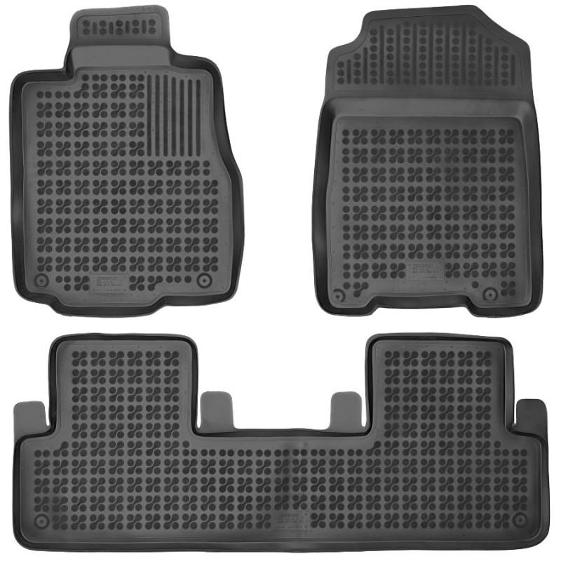 Gumové autokoberce Rezaw-Plast Honda CR-V 2012-2018