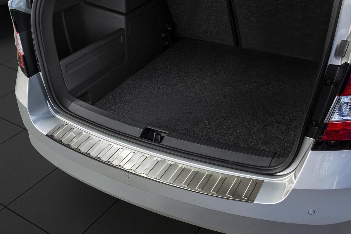 Ochranná lišta hrany kufru Škoda Fabia III. 2014-2018 (combi)