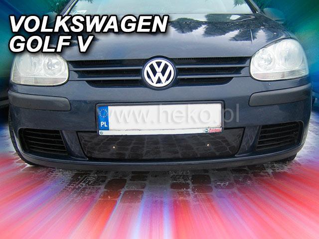 Zimní clona chladiče VW Golf V. 2004-2008