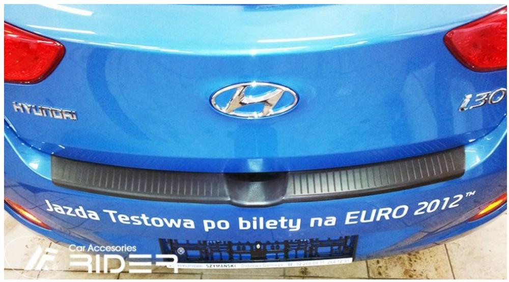 Ochranná lišta hrany kufru Hyundai i30 2012-2017 (hb)