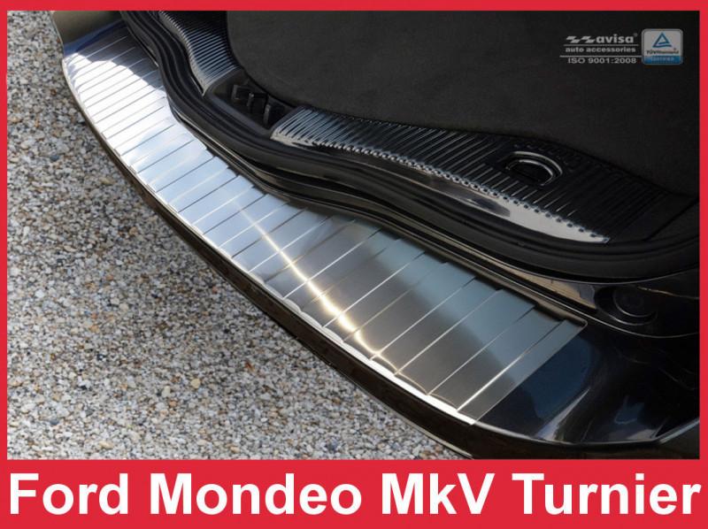 Ochranná lišta hrany kufru Ford Mondeo 2015- (combi)