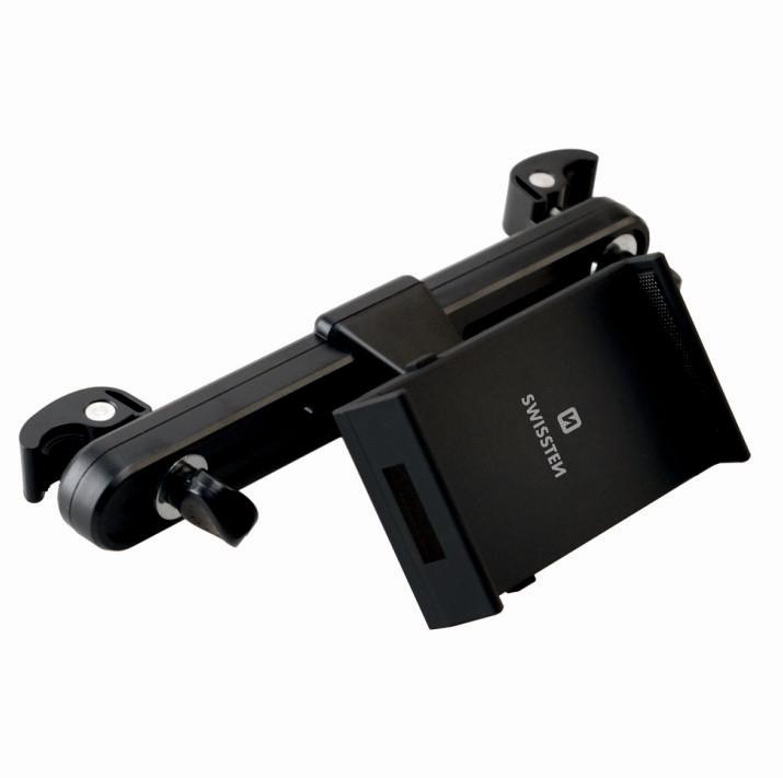 Držák tabletu a telefonu na opěrku hlavy