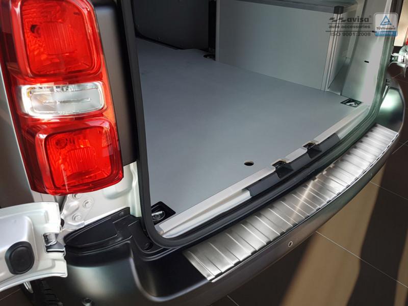 Ochranná lišta hrany kufru Peugeot Expert 2016-