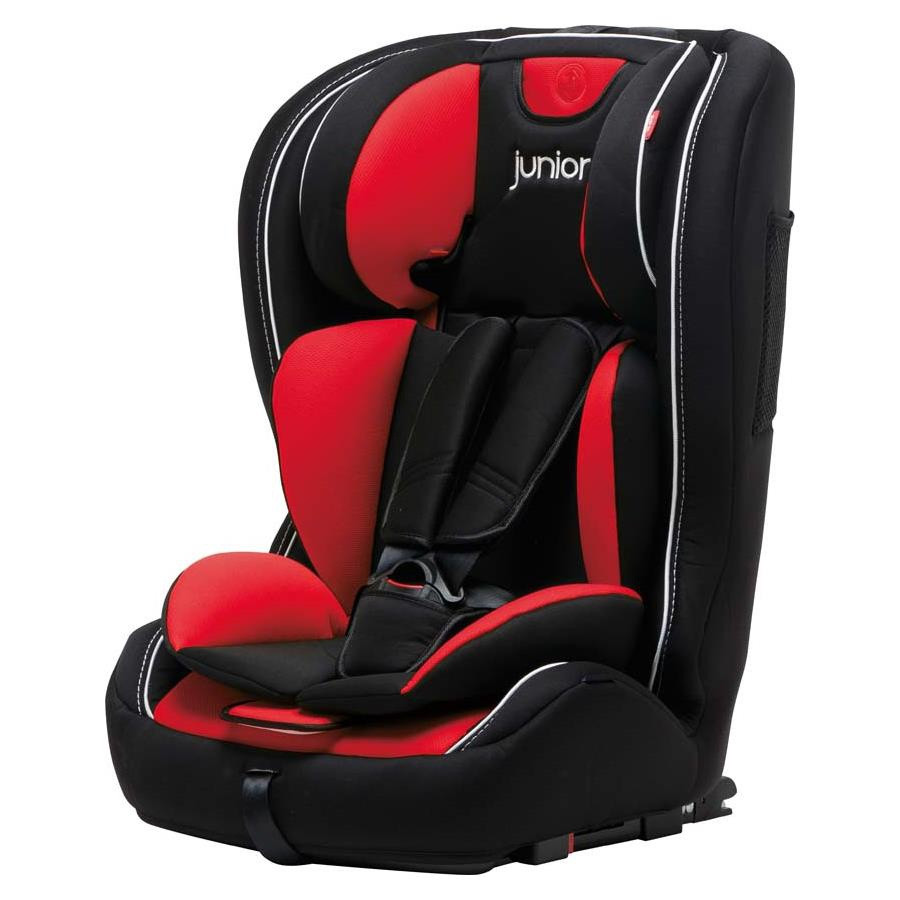 Dětská autosedačka Premium Plus 801 (červená)