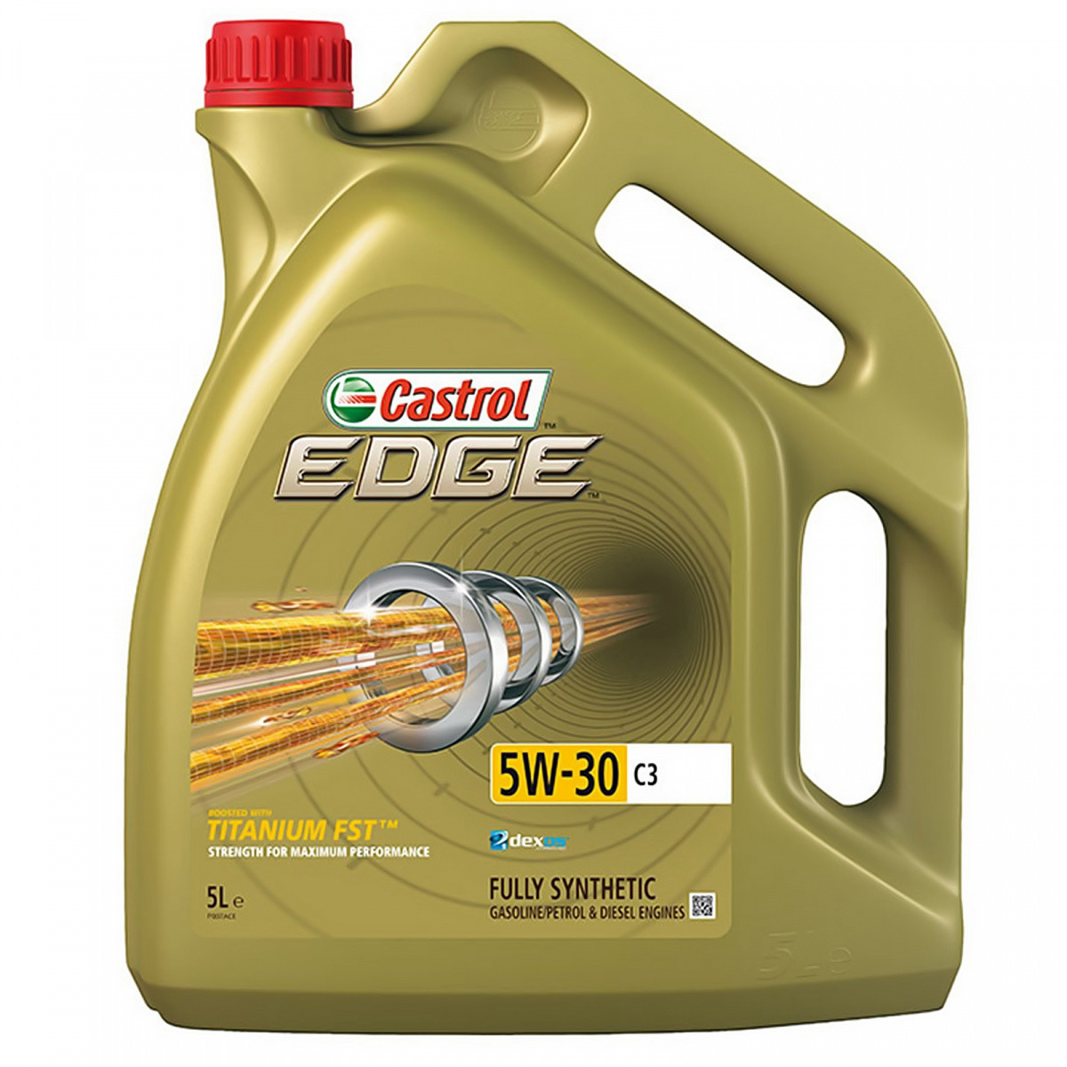 Olej Castrol Edge TITANIUM LL 5W-30 (5 litrů)