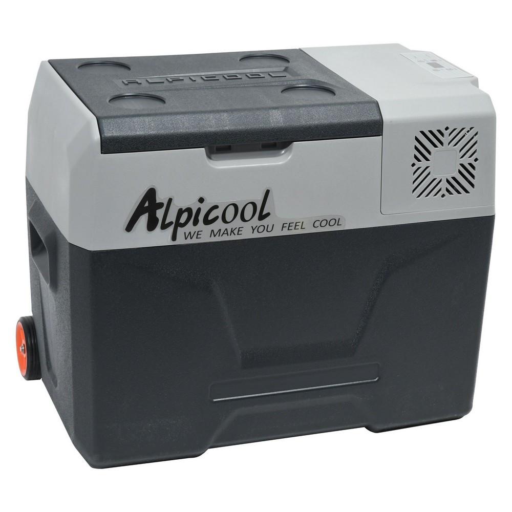 Autochladnička s kompresorem 40l