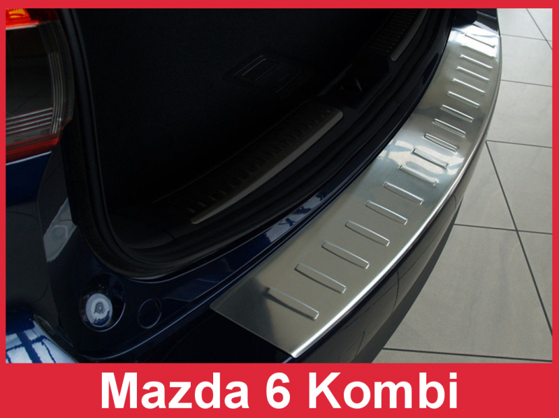 Ochranná lišta hrany kufru Mazda 6 2012- (combi)