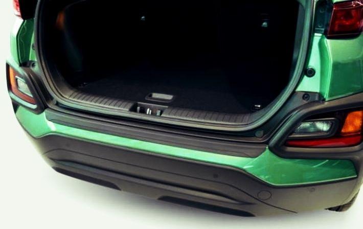 Ochranná lišta hrany kufru Hyundai Kona 2017-