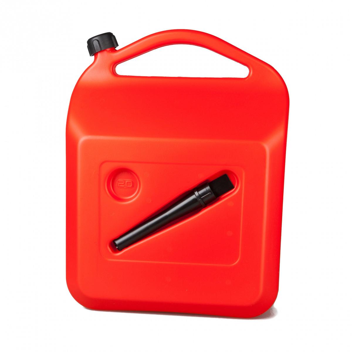 Nejlepší kanystr na světě (20 litrů, červený)