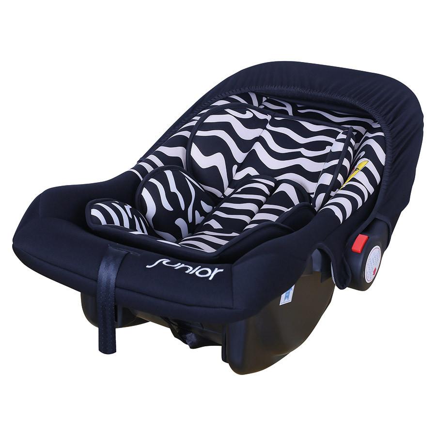 Dětská autosedačka Bambini 941 (zebra)