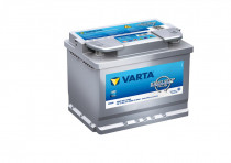 Autobaterie Varta 60Ah Start-Stop Plus AGM D52