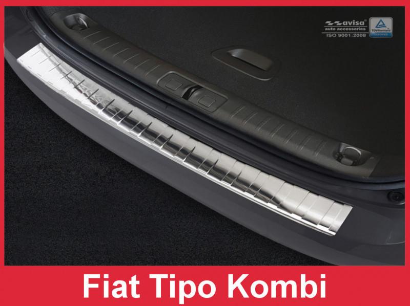 Ochranná lišta hrany kufru Fiat Tipo 2016- (combi)