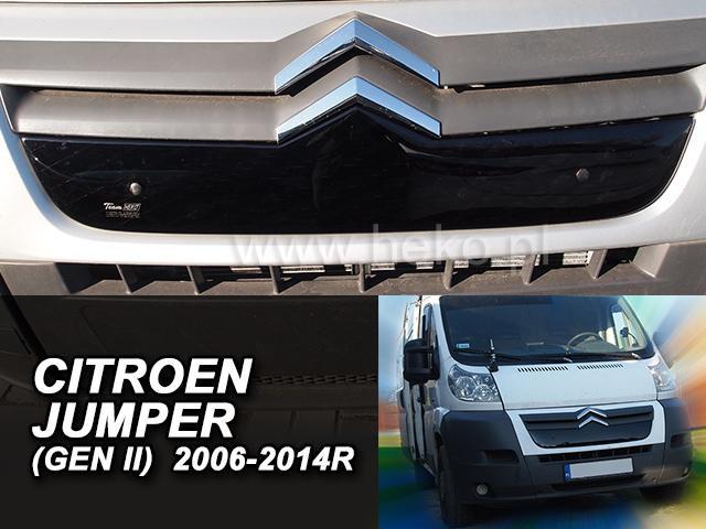 Zimní clona chladiče Citroen Jumper 2006-2014