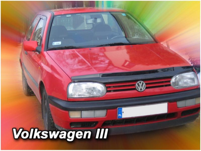 Deflektor kapoty VW Golf III. 1991-1997