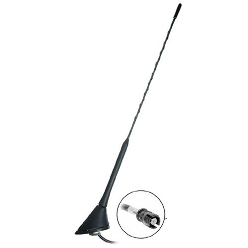 Střešní anténa (40cm, se zesilovačem)