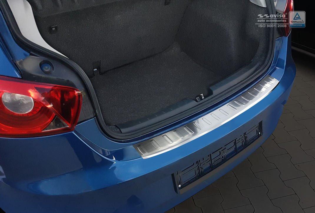 Ochranná lišta hrany kufru Seat Ibiza 2012-2017 (hb, matná)