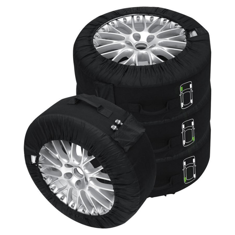 "Ochranné návleky na pneumatiky (14"" - 18"")"