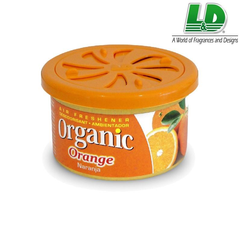 Přírodní osvěžovač vzduchu Orange (pomeranč)