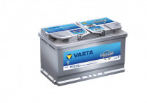 Autobaterie Varta 80Ah Start-Stop Plus AGM F21