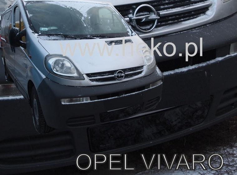 Zimní clona chladiče Opel Vivaro 2001-2006 (dolní)