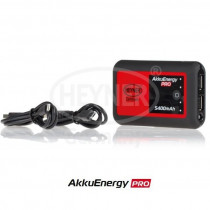 Powerbanka AkkuEnergy 5400mAh Heyner