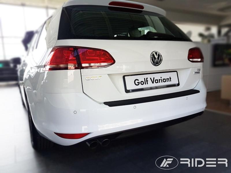 Ochranná lišta hrany kufru VW Golf VII. 2012- (combi)