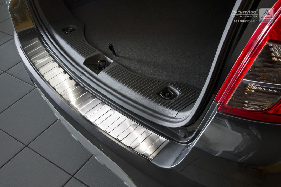 Ochranná lišta hrany kufru Opel Mokka 2012-2016