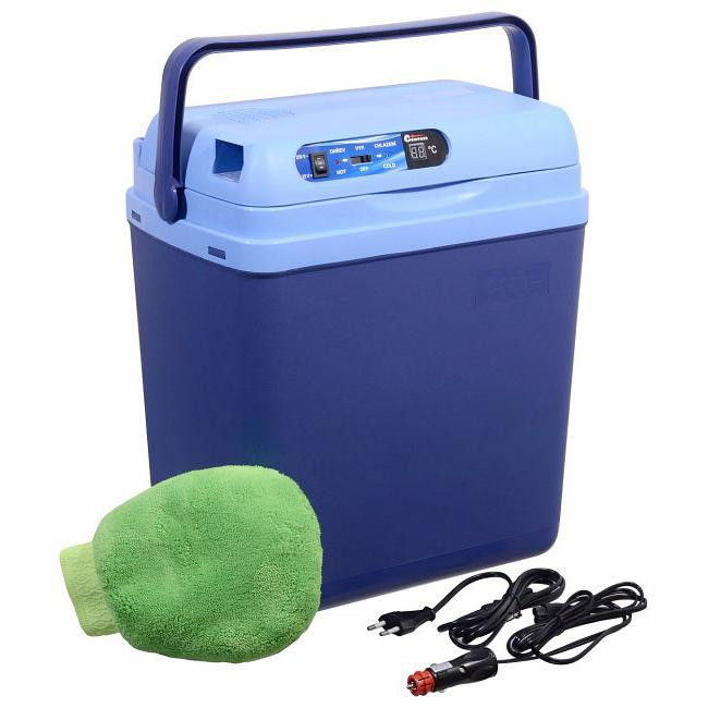 Autochladnička 25l (modrá)