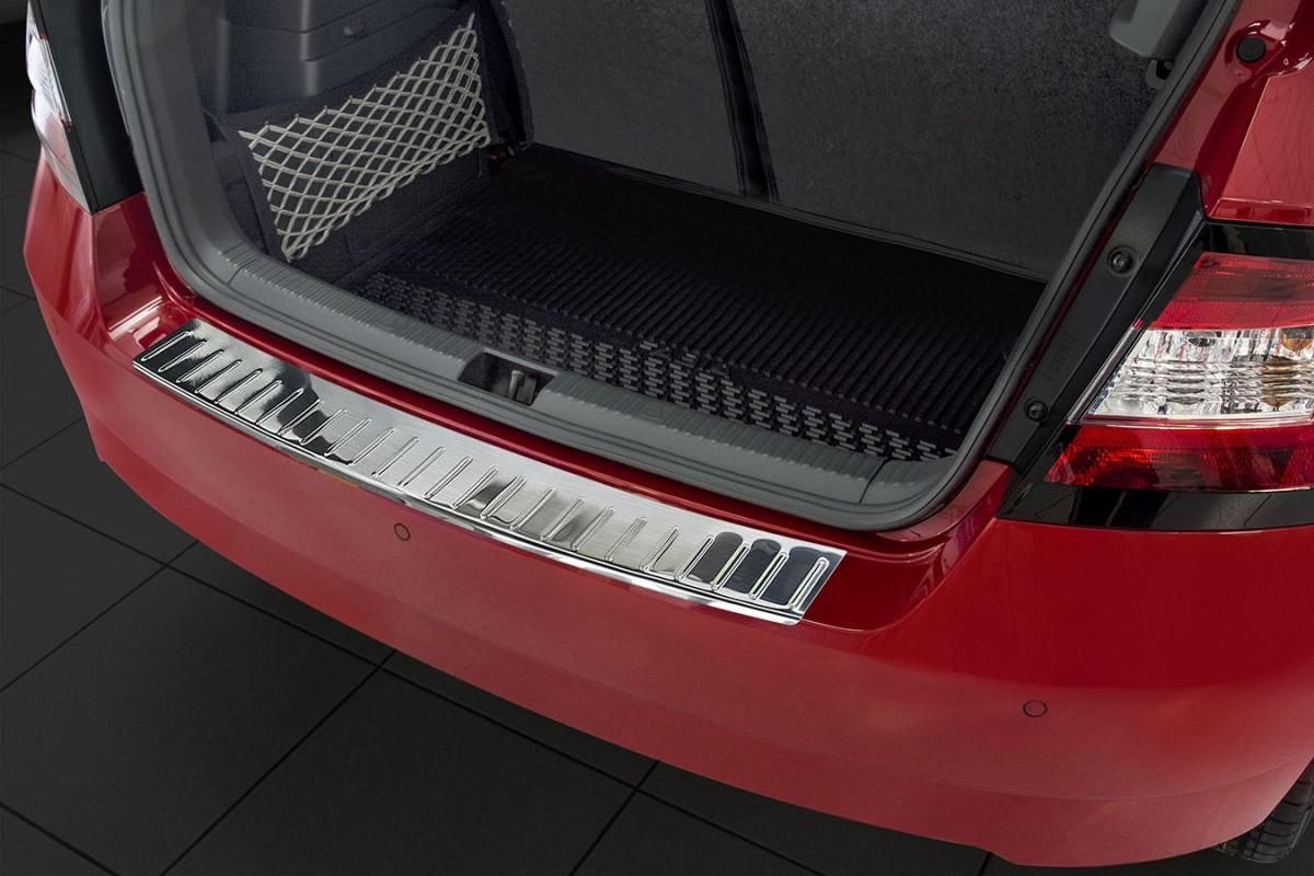 Ochranná lišta hrany kufru Škoda Fabia III 2014-2018 (hatchback)