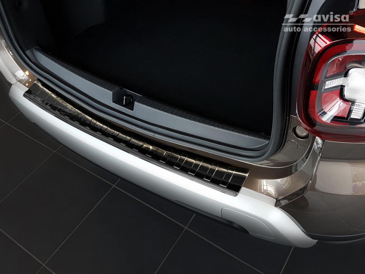 Ochranná lišta hrany kufru Dacia Duster 2018- (tmavá)
