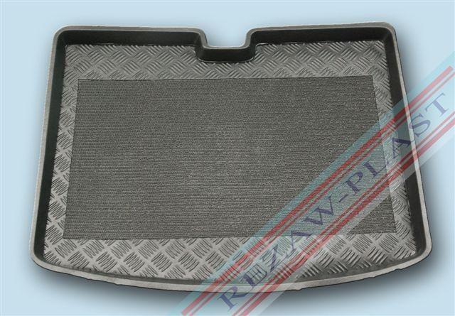Plastová vana do kufru Rezaw-Plast Volvo V40 2012-2019 (combi, dolní dno)