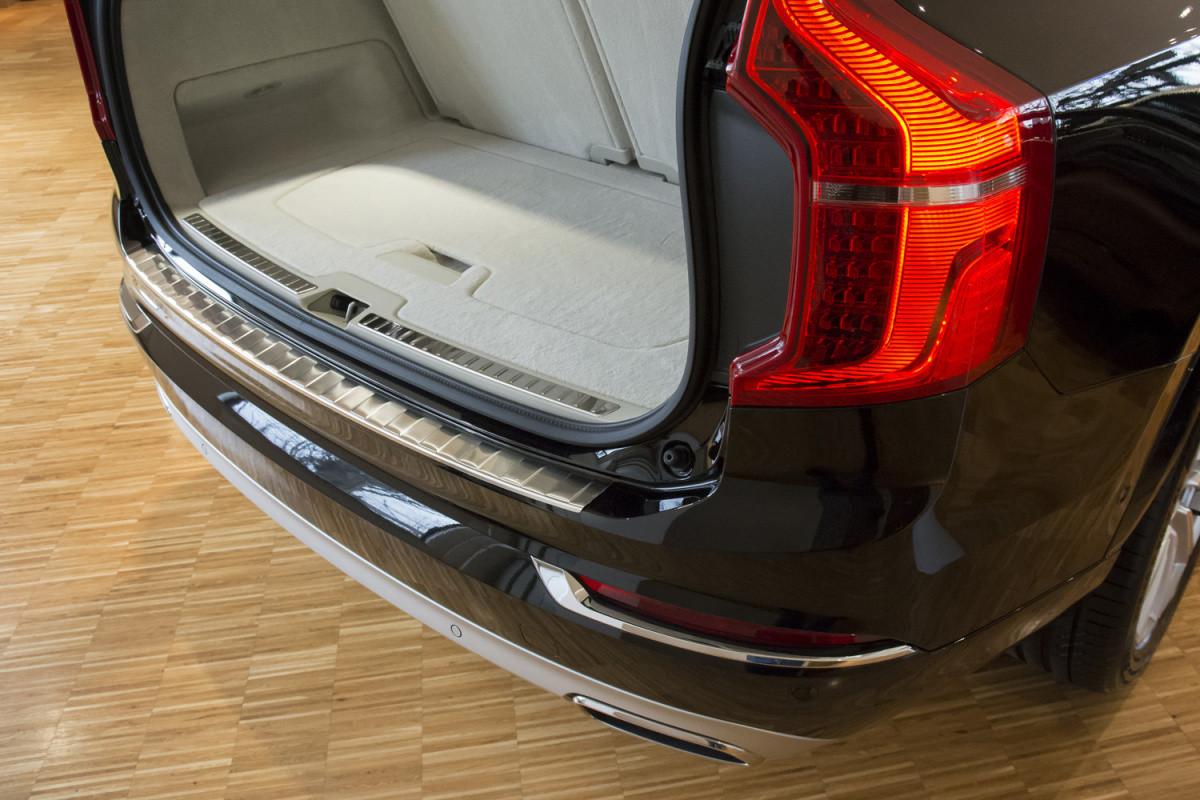 Ochranná lišta hrany kufru Volvo XC90 2015-