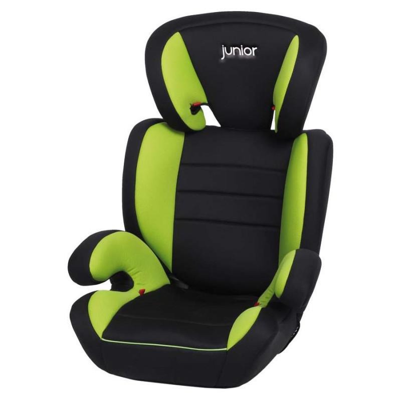 Dětská autosedačka Basic 502 (zelená)